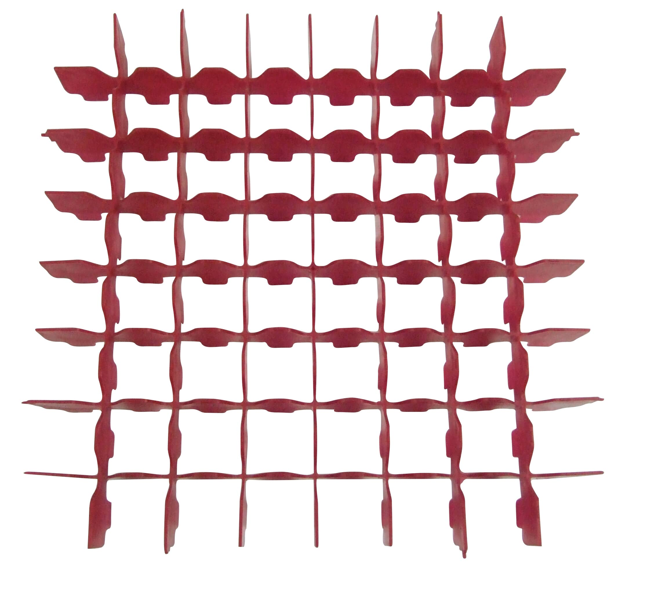 Electrolux Professional0S0576KIT 15 SEPARATORS FOR 64 GLASSES-RED