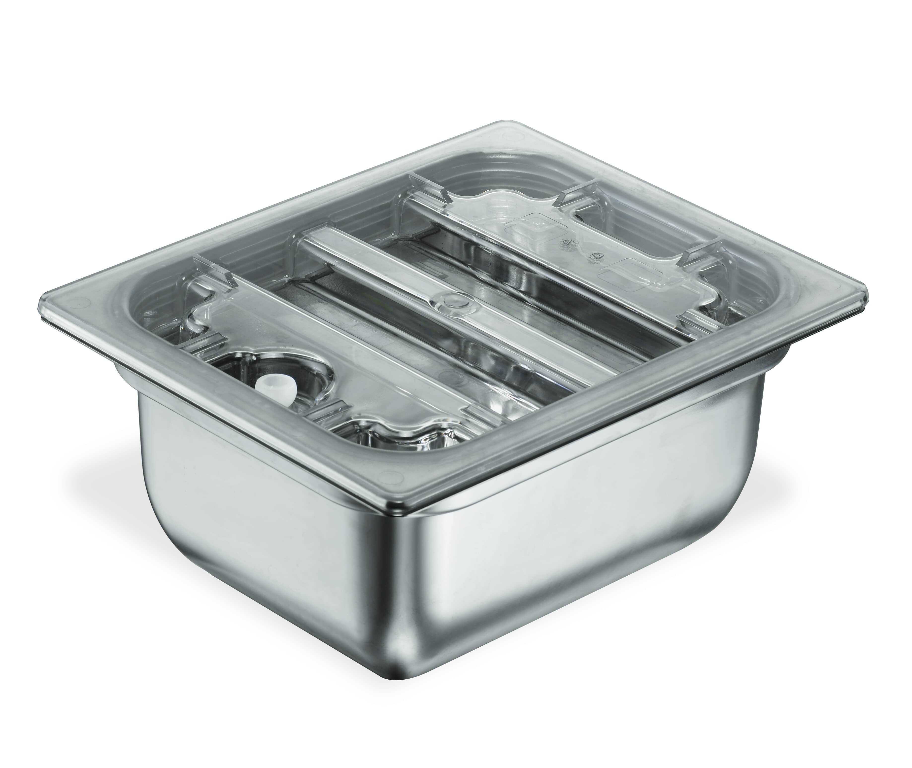 Electrolux Professional0S1533RECIPIENTE, INOXIDABLE, GN1/1, H100MM
