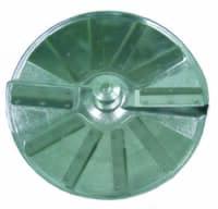 Electrolux Professional653204KNIFE PLATE FOR 22/23LB VEGETABLE PEELER