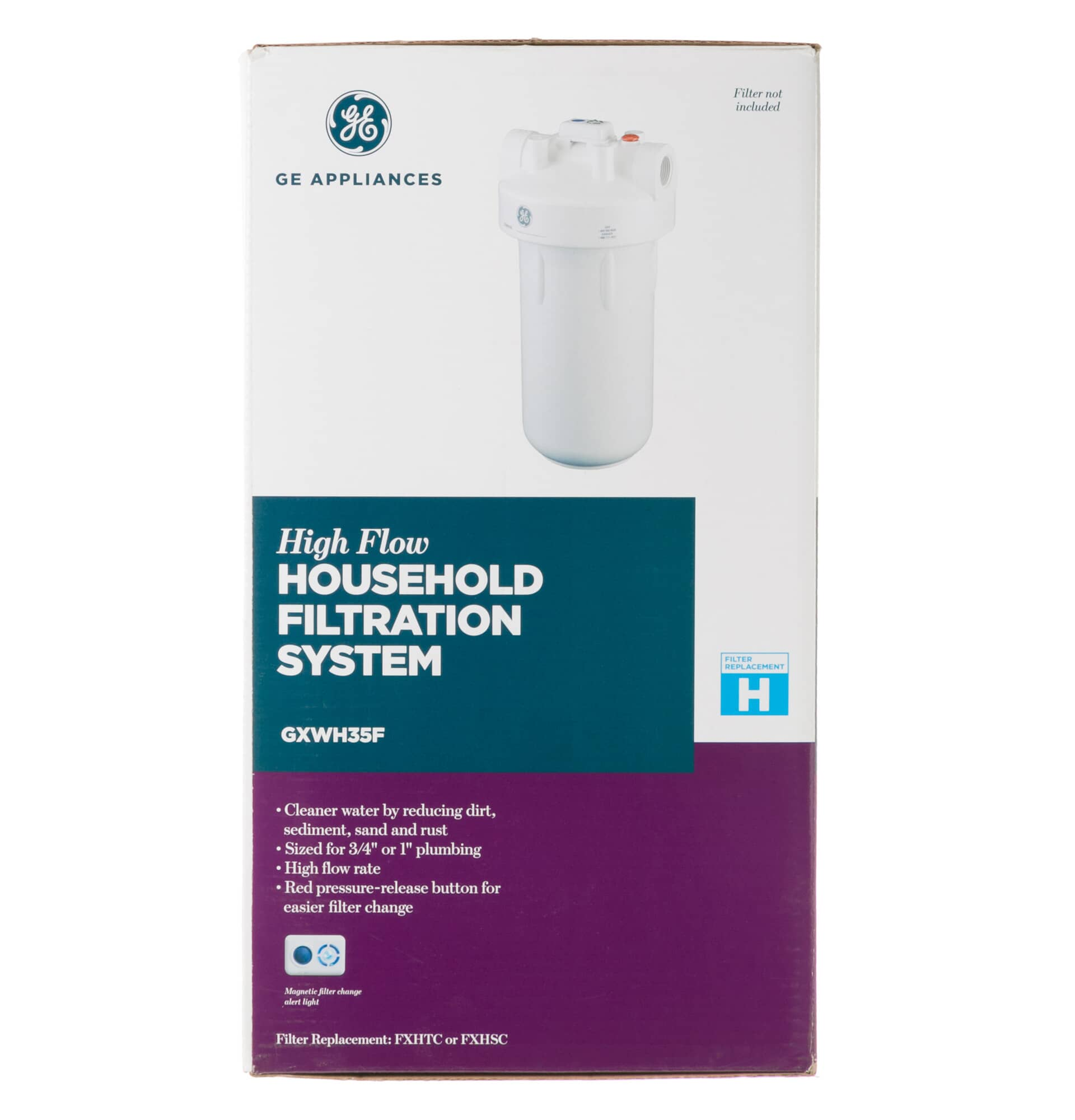 GE ApplianceGXWH35FWHOLE WATER FILTER
