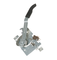 GE ApplianceWB02K10144LATCH ASSEMBLY