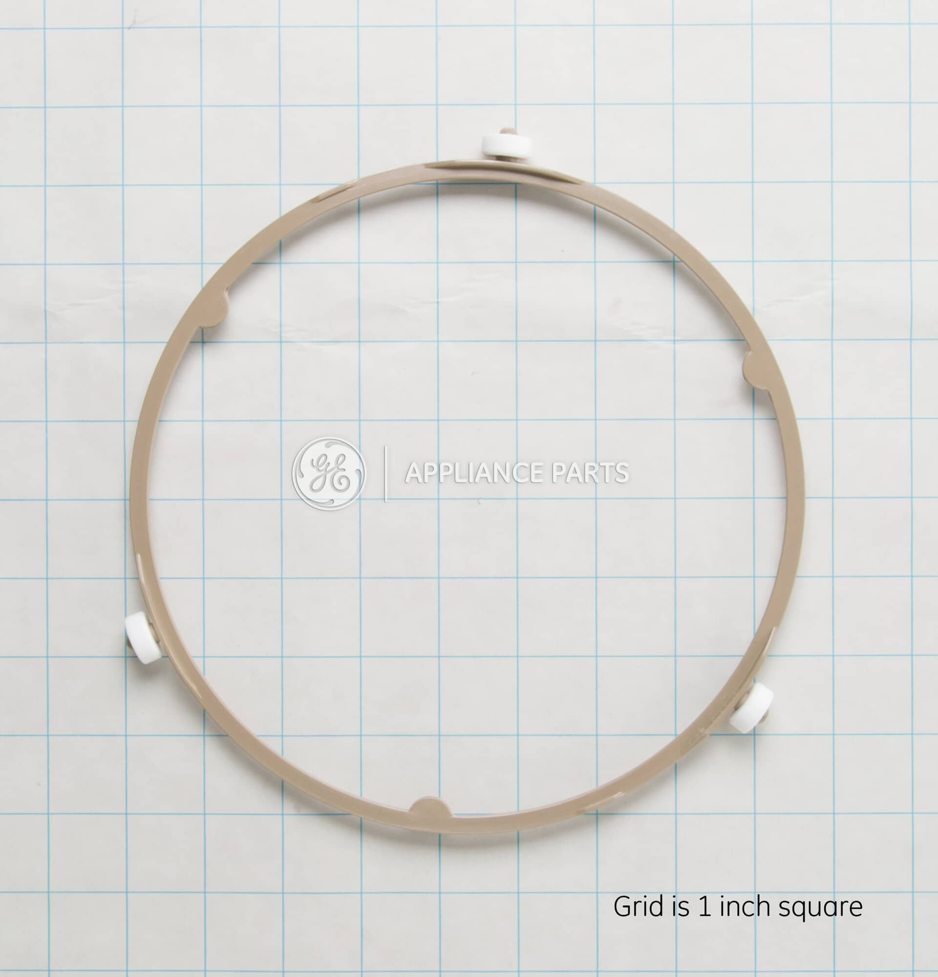 GE ApplianceWB06X10001MICROWAVE ROLLER RING