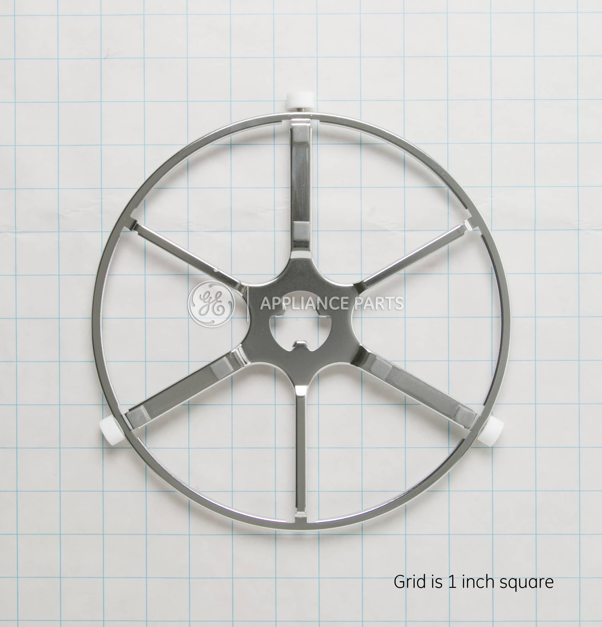 GE ApplianceWB06X10667ROTATING RING ASSEMBLY