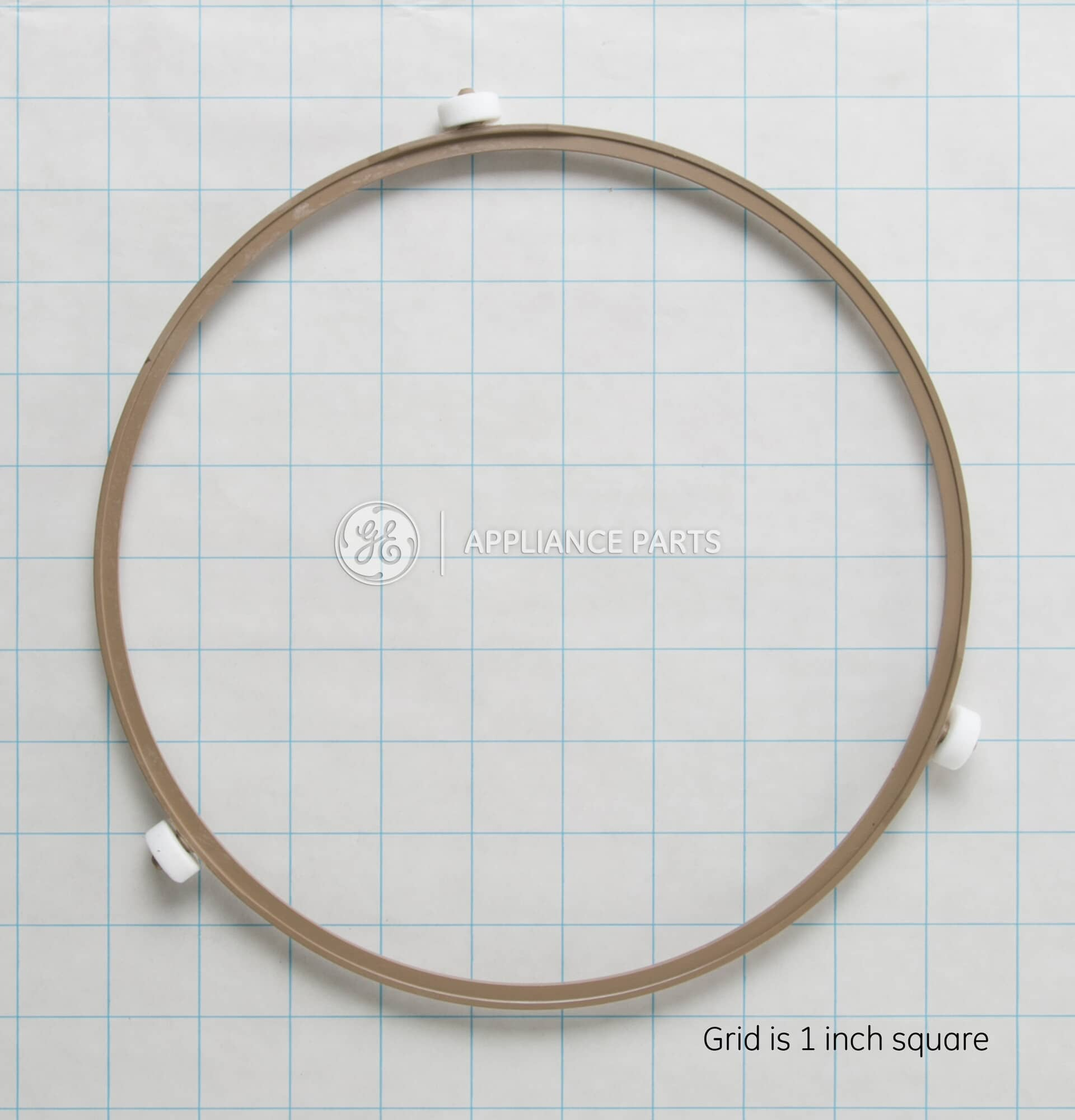 GE ApplianceWB06X10705ROTATING RING ASSEMBLY