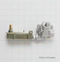 GE ApplianceWB19K10044GAS VALVE FOR MAIN OVEN