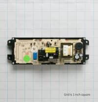 GE ApplianceWB27K10008ERC CONTROL