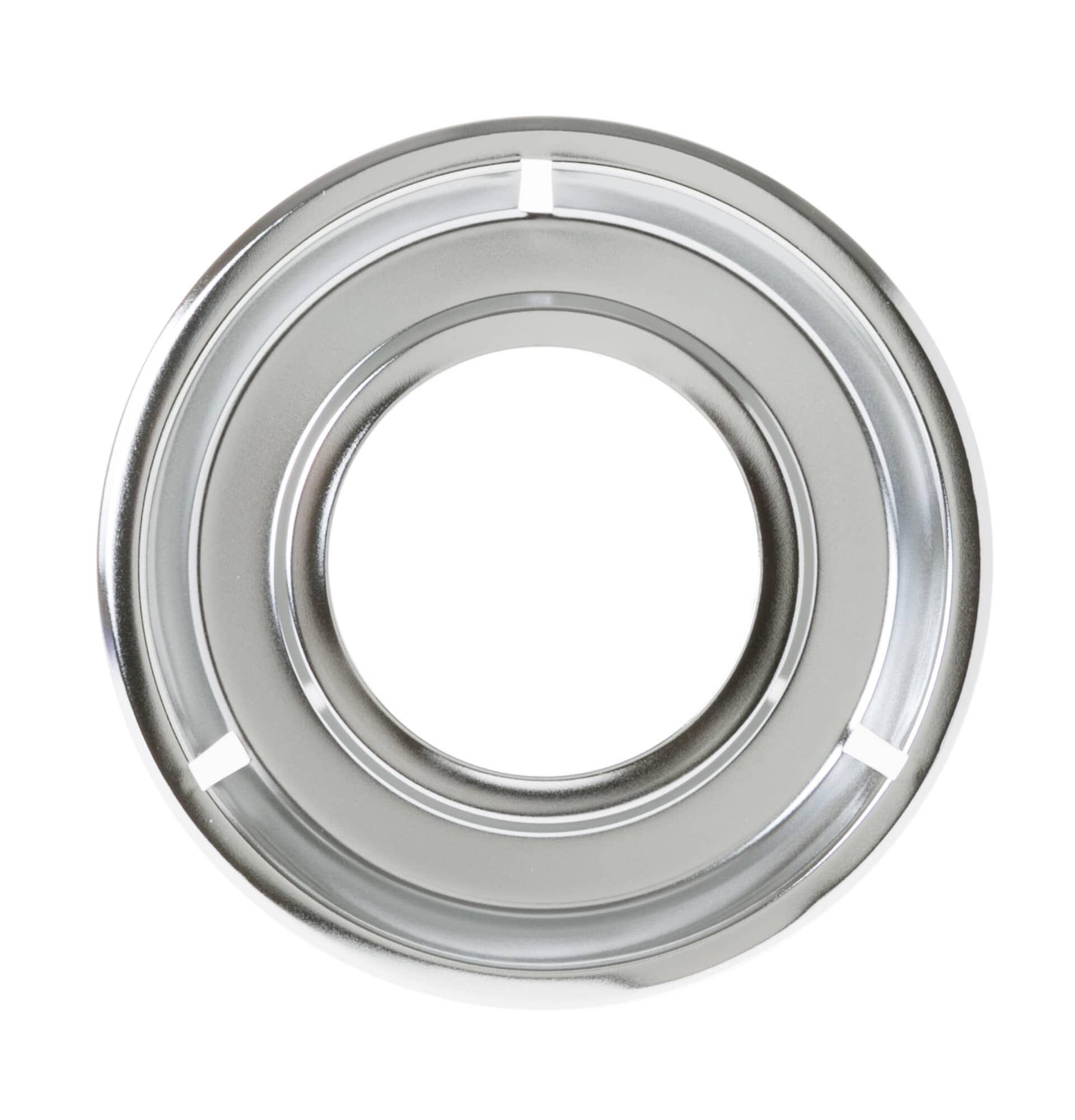 GE Appliance WB32X84 DRIP PAN, CHROME