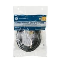 GE ApplianceWX09X10020POWER CORD 6' 30AMP 4 W