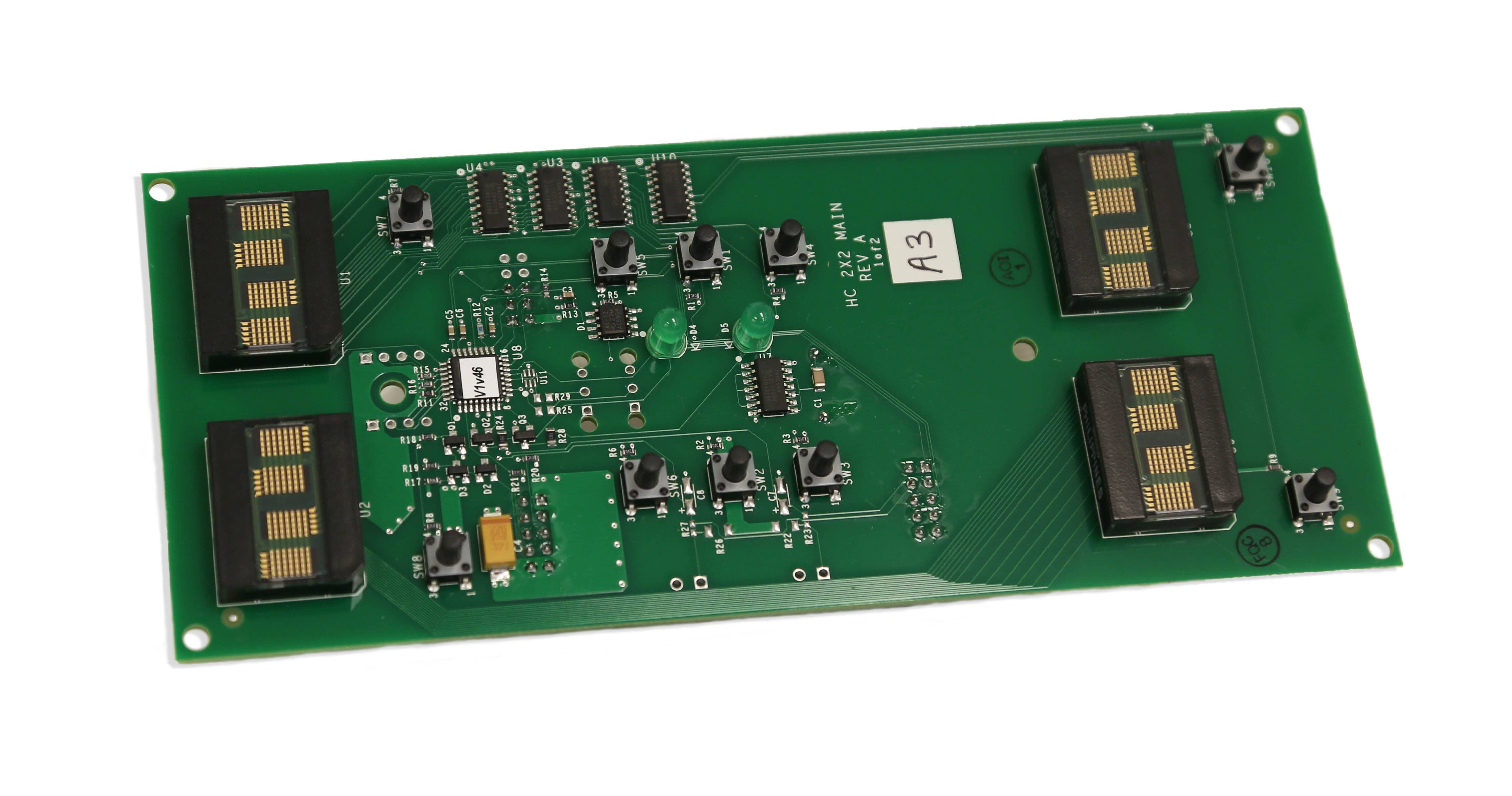 Meister Cook, LLC DMW-20105 PC Board, User Interface, 10 Pin, DMW-22-TDL