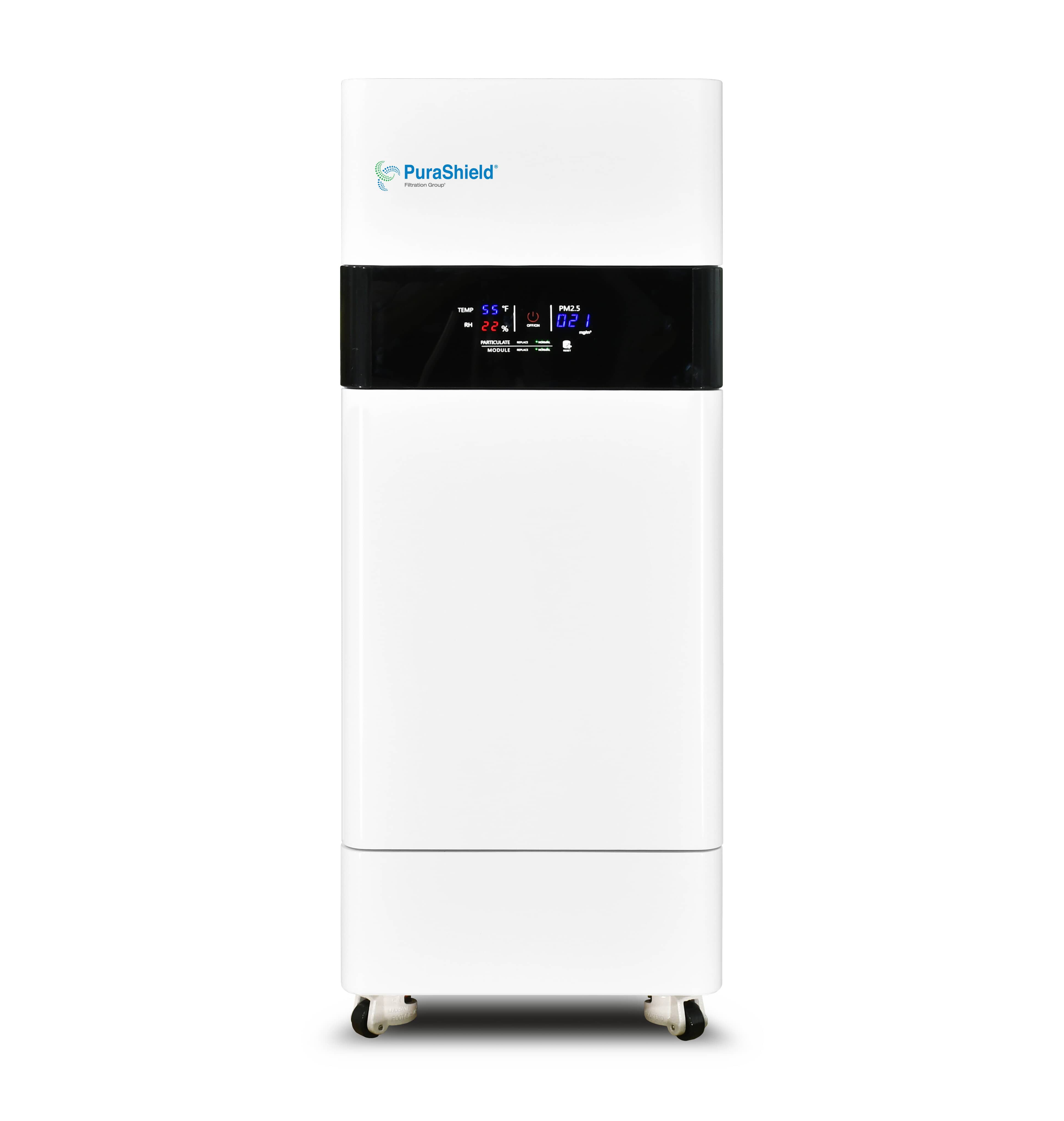 PuraShield SMART-500-1 500 Smart Cabinet Air Scrubber, Portable