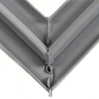 TraulsenSVC-60257-00Door Gasket, Offset 1/2 Door Easy Clean