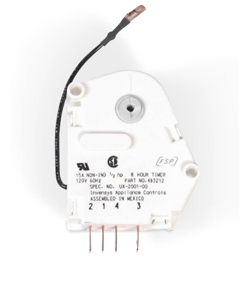 WhirlpoolW10822278DEFROST TIMER